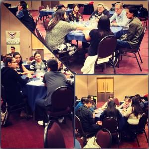 Atoske youth workshop